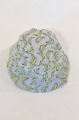 Woolworths Grey Banana Hat Unisex 6-12 months