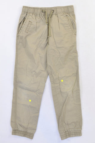 Mr. Price Stone Cuffed Chino Pants Boys 6-7 years