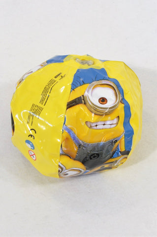 Unbranded Yellow Minion Beach Ball Toy Unisex All Ages