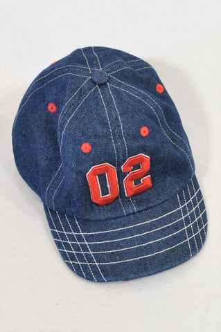 Ackermans Denim 02 Peak Hat Boys 6-12 months