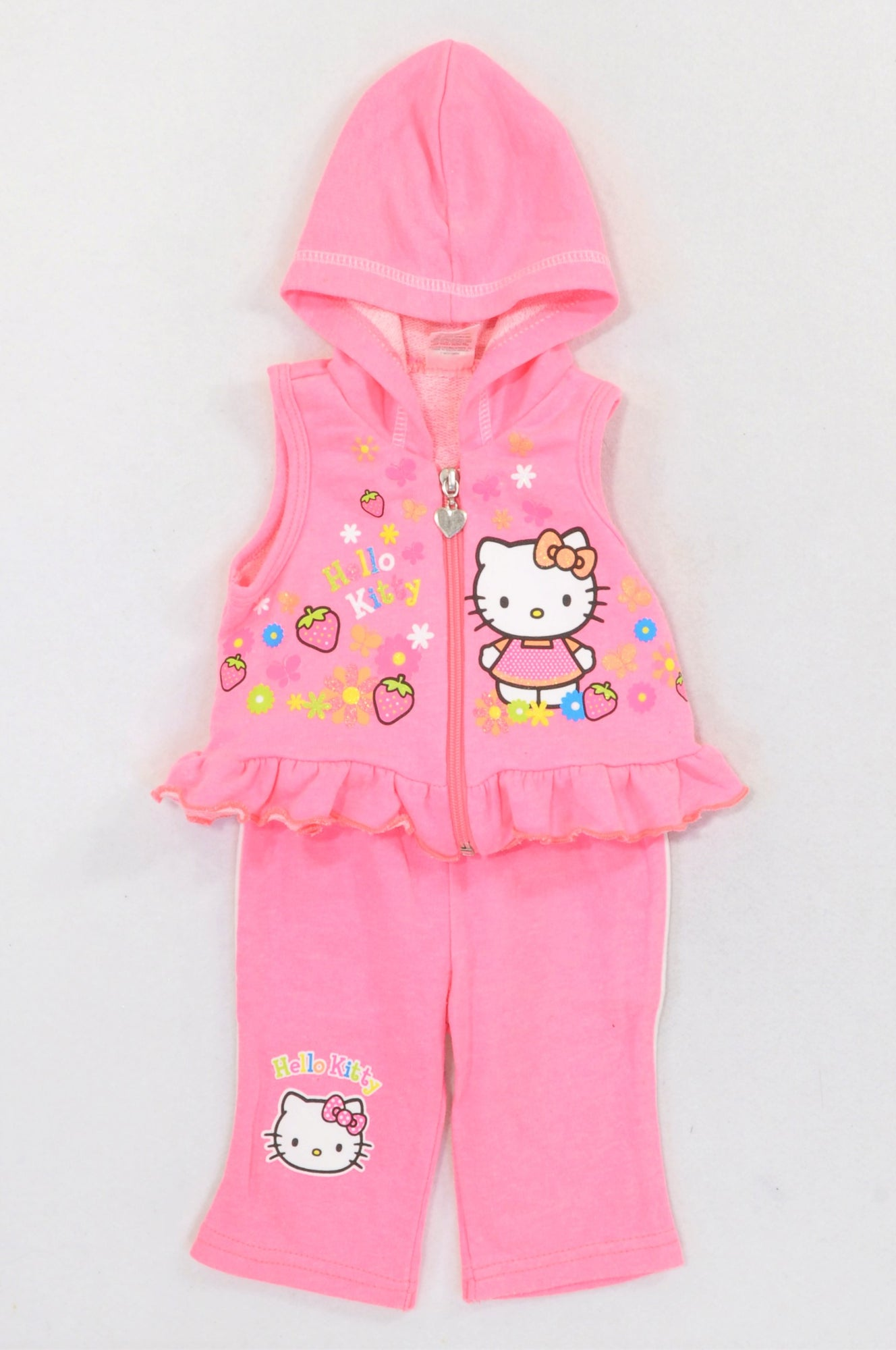 f20c4f151 Edgars Lumo Pink Hello Kitty Track Suit Girls 3-6 months – Once More