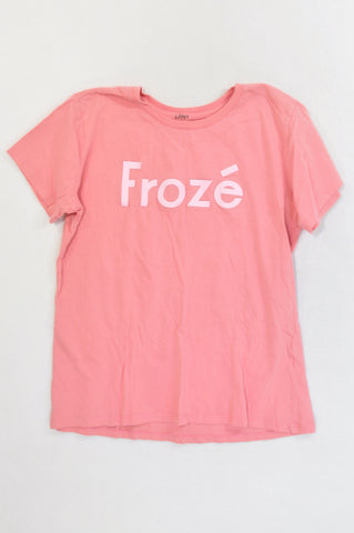 Cotton On Pink Froze T-shirt Girls 15-16 years