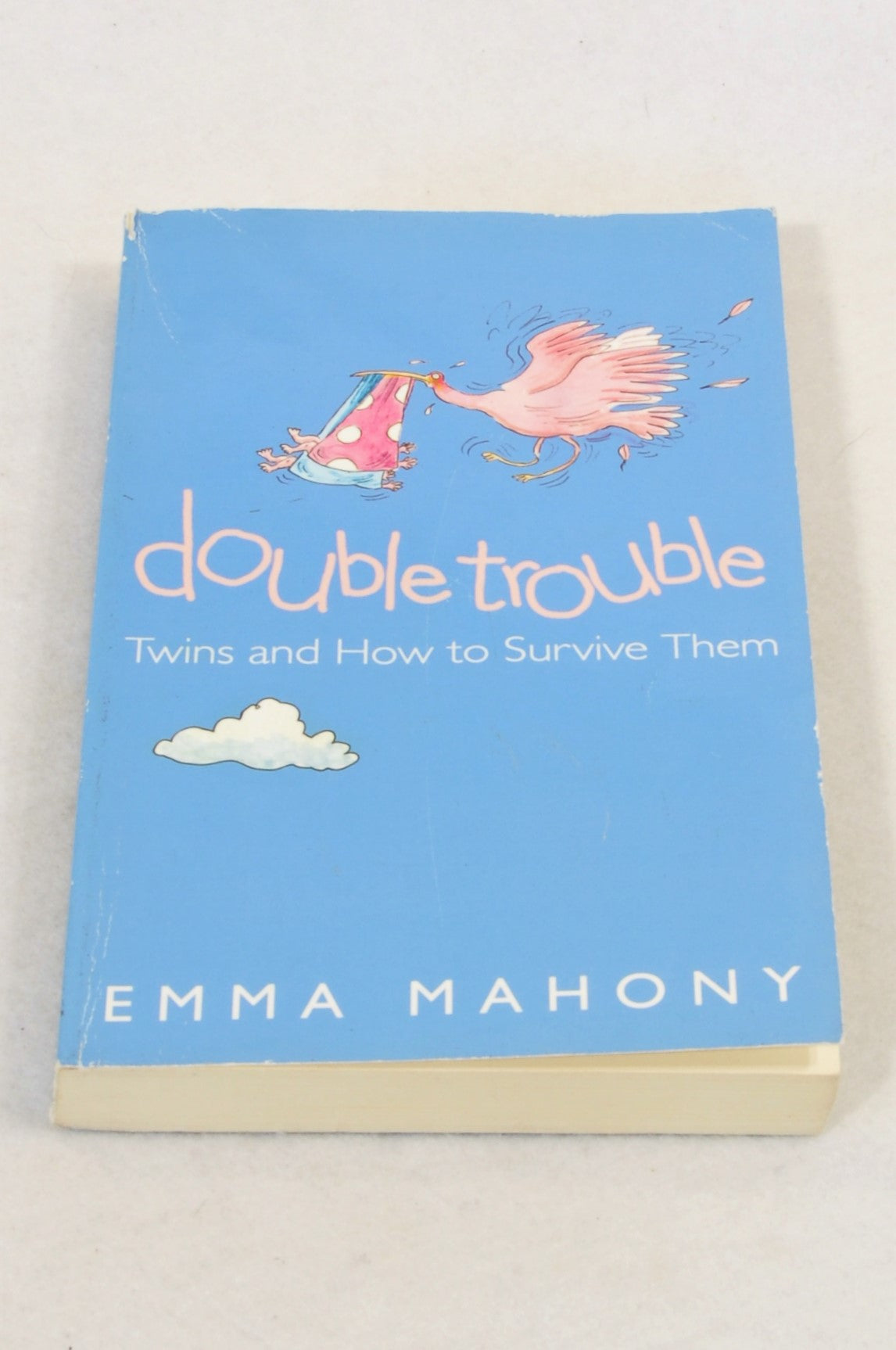Unbranded Double Trouble Parenting Book Unisex All Ages