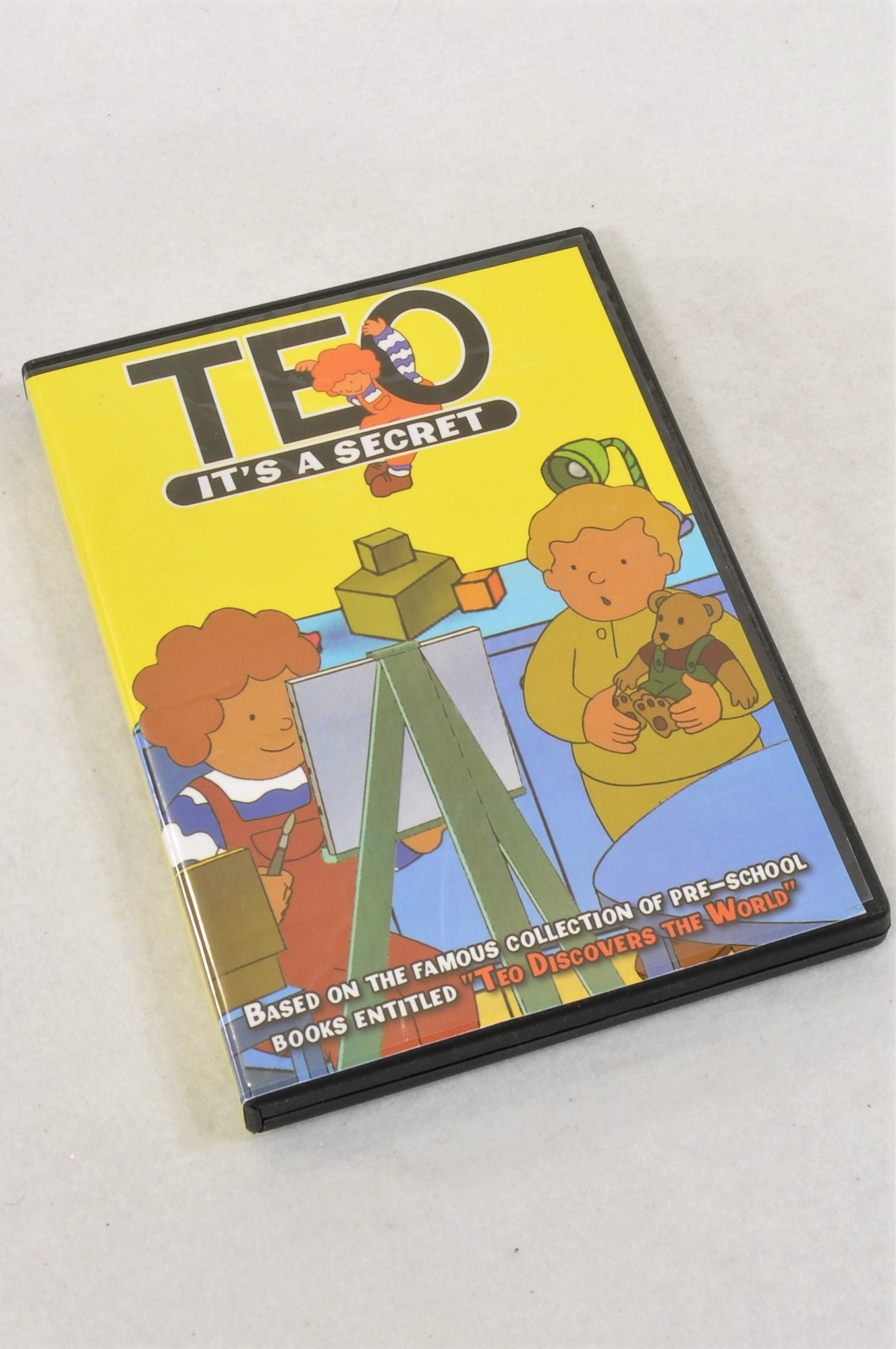 Unbranded Teo It's A Secret Kids DVD Unisex 2-4 years