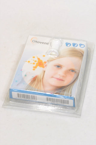 New Otovent Glue Ear Treatment Kids Accessory Unisex 3-10 years