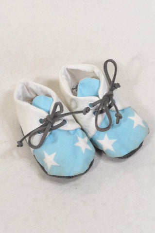 Blue Star Canvas Shoes Boys 0-3 months