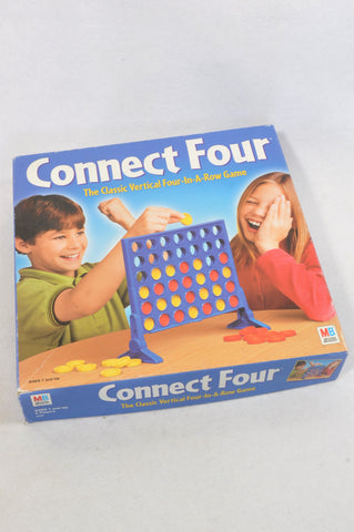 Milton Bradley Connect Four Game Unisex 7-14 years