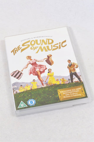 Unbranded The Sound Of Music Cd & Kids DVD Unisex All Ages