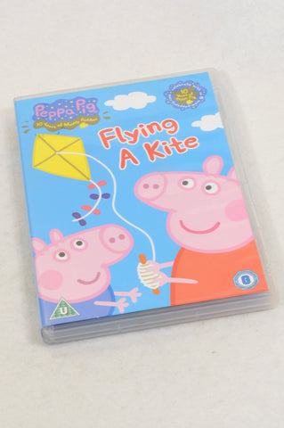 Unbranded Peppa Pig Flying A Kite Kids DVD Unisex 3-10 years
