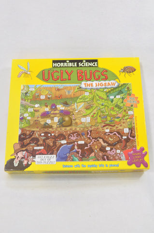 Horrible Science 300 Pcs Ugly Bugs Jigsaw Puzzle Unisex 7-14 years