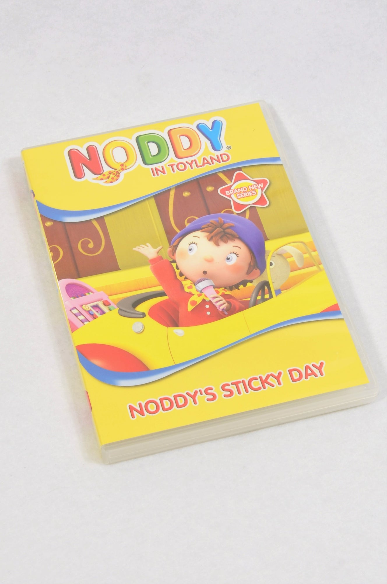 Unbranded Noddy In Toyland Sticky Day Kids DVD Unisex 6 months to 3 years