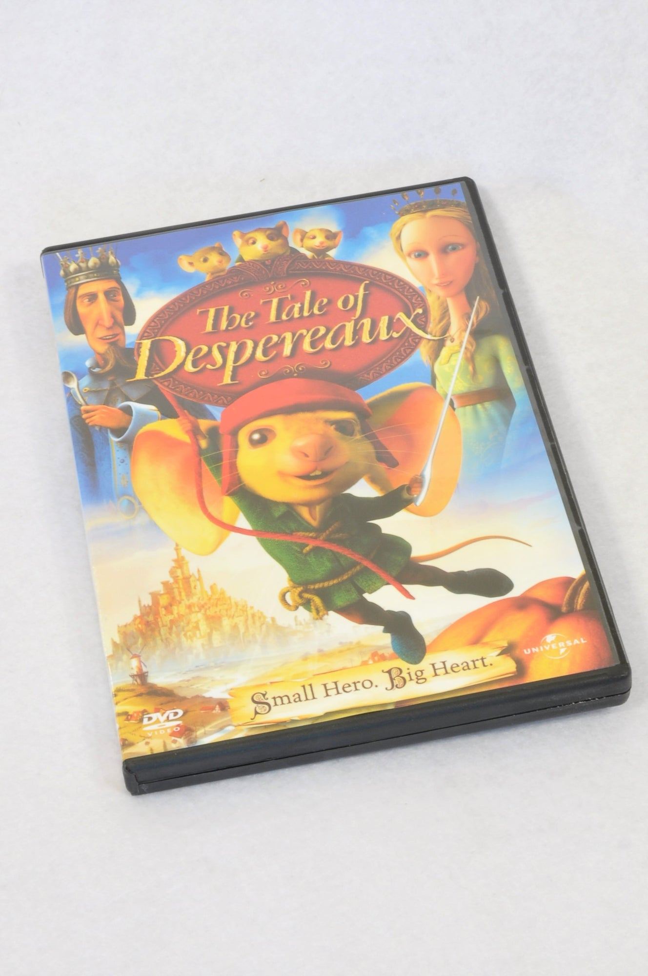 Unbranded The Tale Of Despereaux Kids DVD Unisex 2-6 years