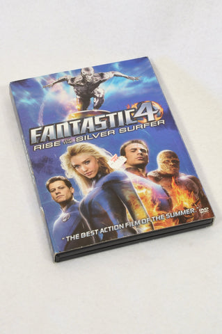 Twentieth Century Fox Fantastic 4 Kids DVD Unisex 7-14 years
