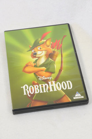 Disney Robin Hood Kids DVD Unisex 3-10 years