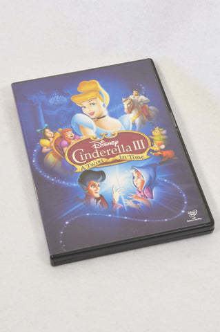 Disney Cinderella 3 Kids DVD Unisex 3-10 years