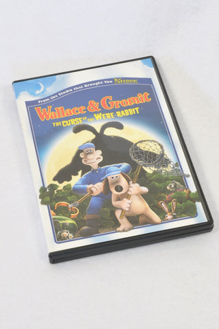 Unbranded Wallace & Gromit Kids DVD Unisex 3-10 years