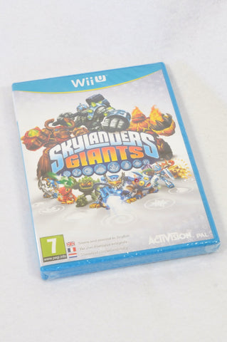 New Unbranded Skylanders Giants Wii Game Unisex 7-14 years