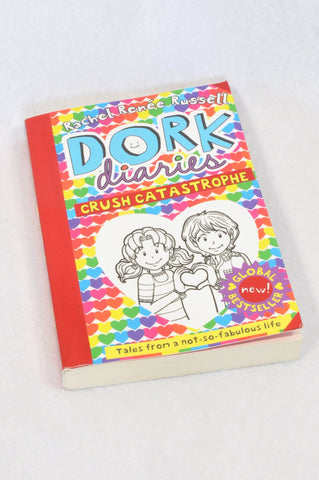 Unbranded Dork Diaries Crush Catastrophe Book Unisex 7-14 years