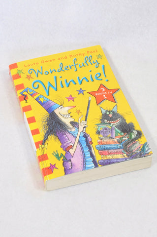 Unbranded Wonderfully Winnie! Book Unisex 7-14 years