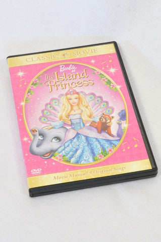 Barbie As The Island Princess Kids DVD Unisex 3-10 years