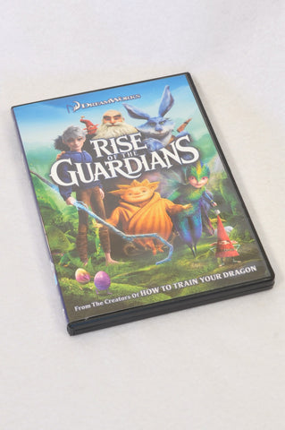 Dreamworks Rise Of The Guardians Kids DVD Unisex 3-10 years