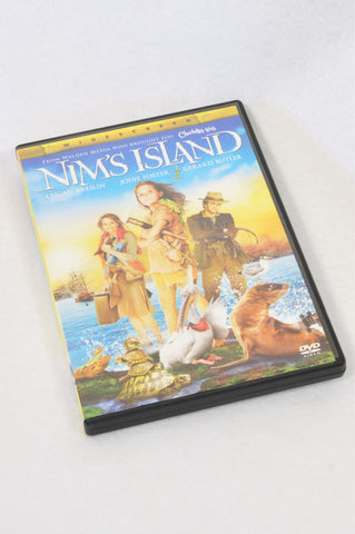 Nim's Island Kids DVD Unisex 3-10 years