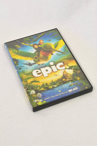 Twentieth Century Fox Epic Kids DVD Unisex 3-10 years