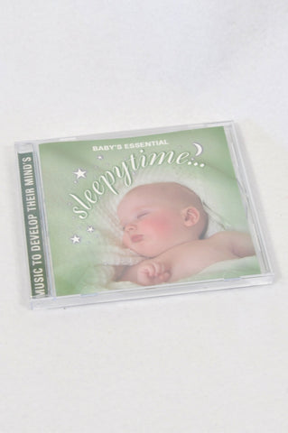 Baby's Essential Sleepytime CD Unisex N-B to 1 year
