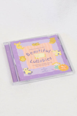 Unbranded Beautiful Lullabies CD Unisex N-B to 2 years
