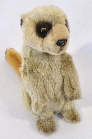 Unbranded Meerkat Soft Toy Unisex 3-10 years