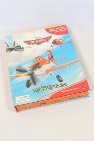 Disney Planes Busy Book Unisex 3-10 years