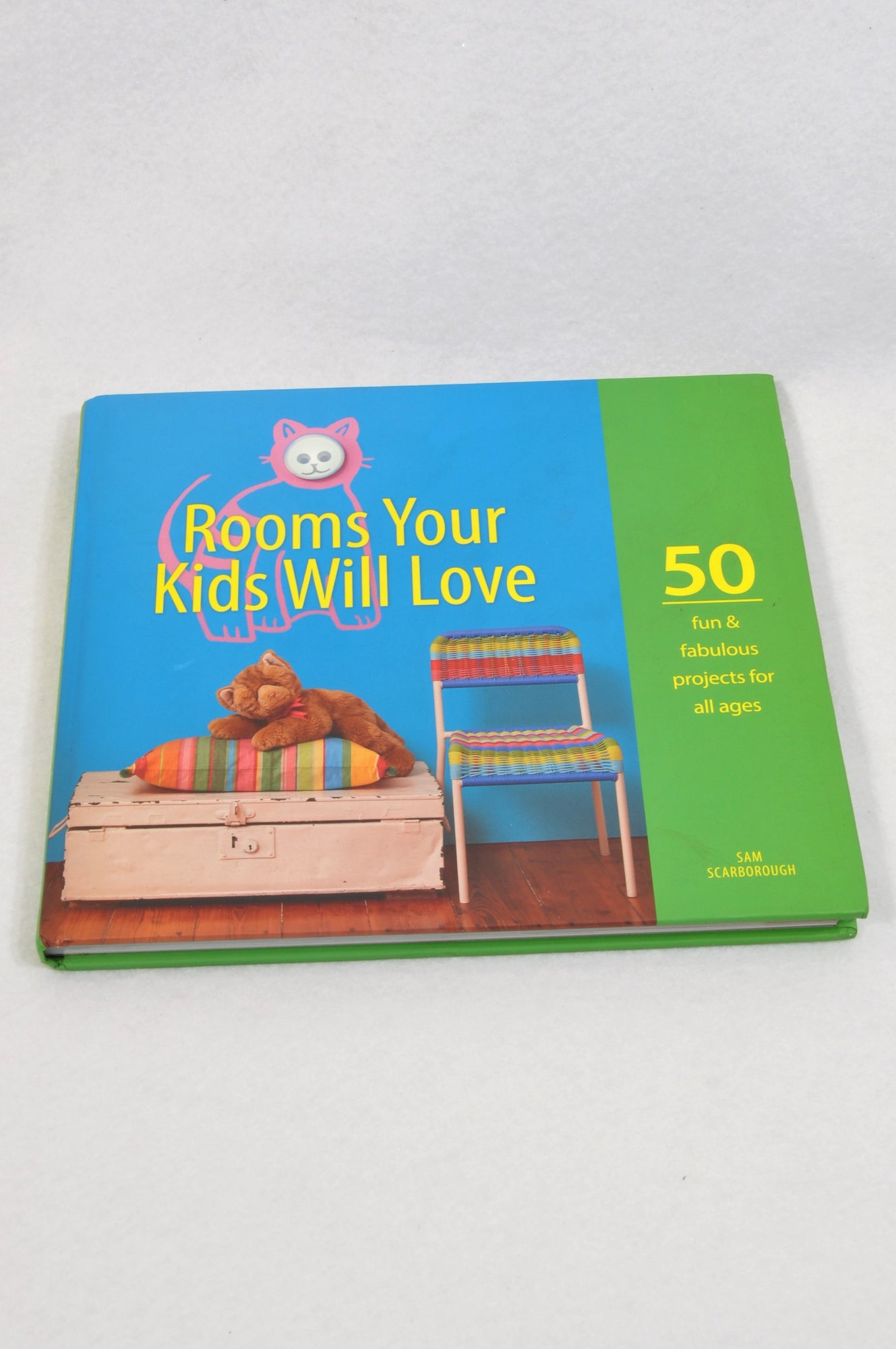 Unbranded Rooms Your Kids Will Love Parenting Book Unisex All Ages