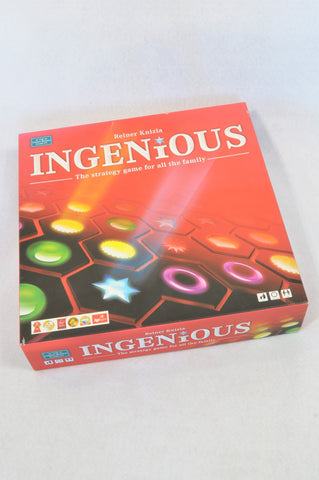The Green Board Game Ingenious Strategy Game Unisex 8+ years