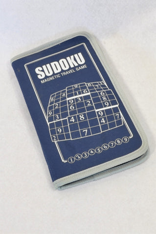 New Unbranded Sudoku Magnetic Travel Game Unisex 8+ years