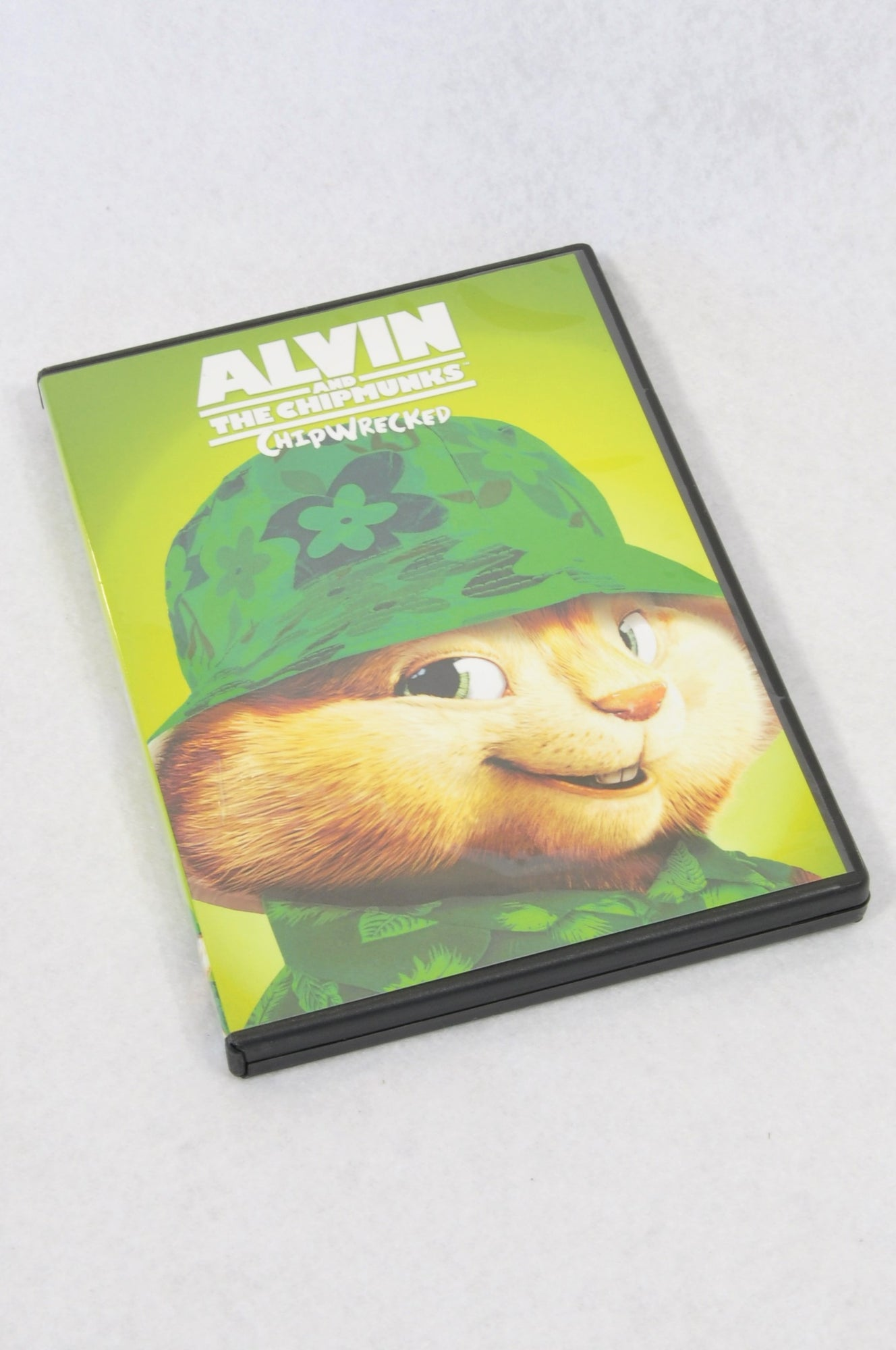 Unbranded Alvin & The Chipmunks Chipwrecked Kids DVD Unisex 3-10 years