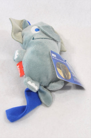 Emirates Grey Fly With Me Elephant Soft Toy Unisex 3-10 years