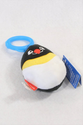 New Emirates Penguin Fly WIth Me Toy Unisex All Ages