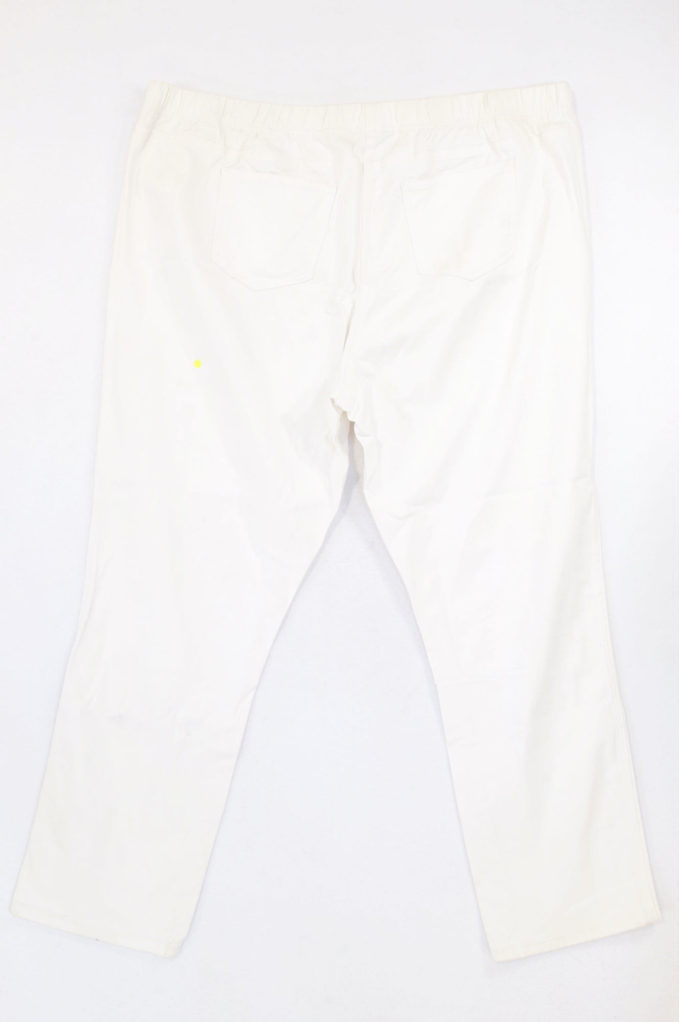 George Basic White Jeggings Women Size 24