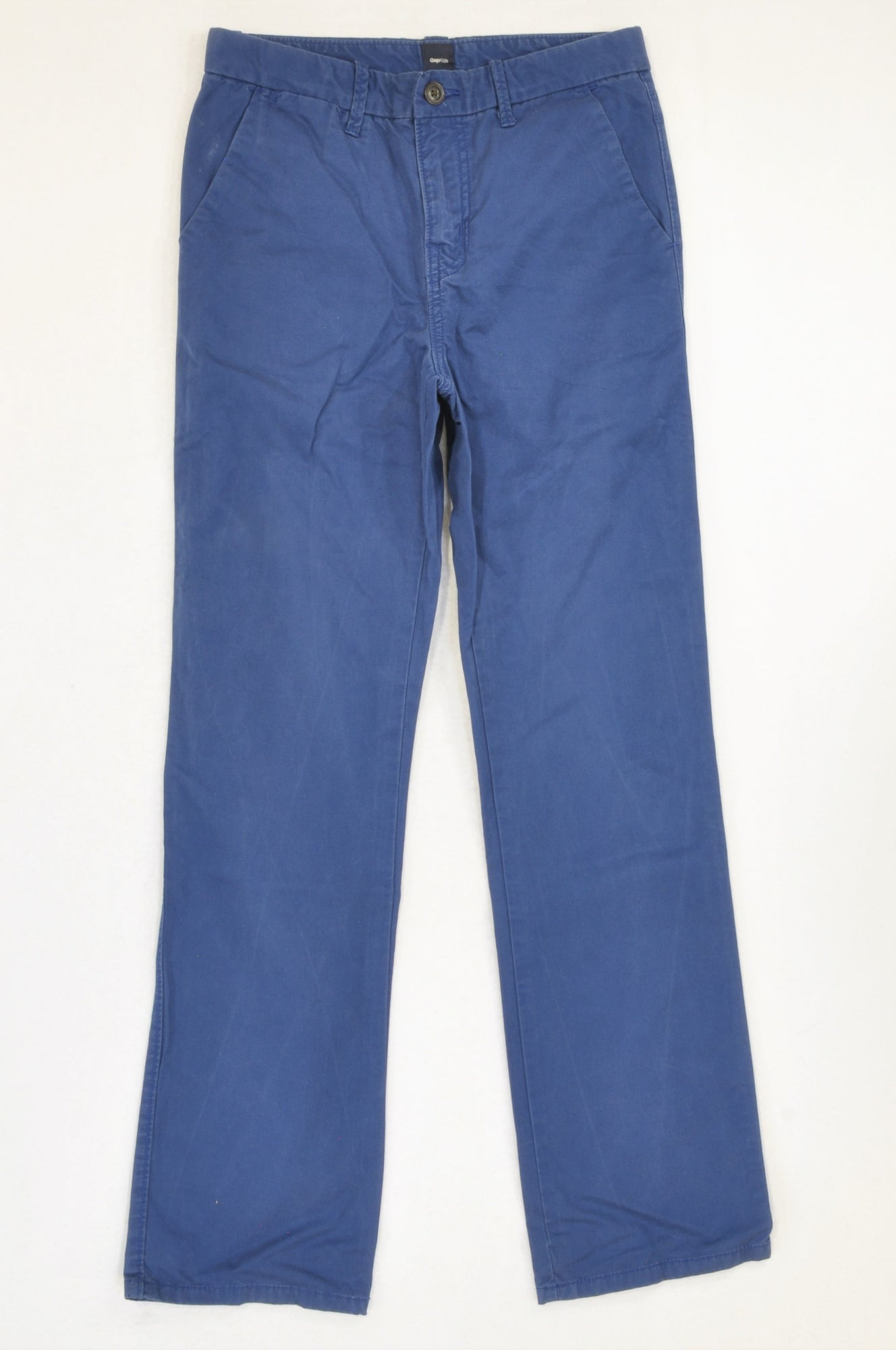 GAP Basic Dark Blue Chinos Boys 15-16 years