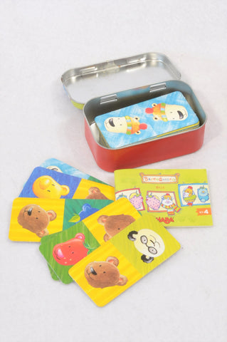 Haba Animal Domino Packing Game Unisex 3+ years
