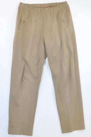 Equus Chocolate Brown Lounger Pants Women Size 14