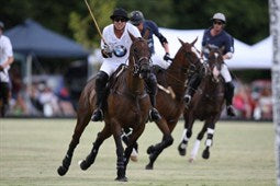 Orsini jewellery wins a prize at the BMW NZ Polo Open