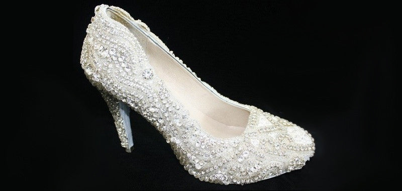 Orsini's Diamond 'Cinderella' Shoe Goes Global