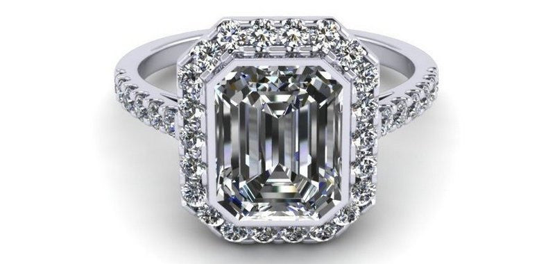Engagement Ring 'Cut' Trends 2015