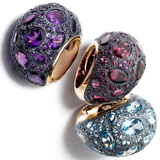 Tabou rings by Pomellato