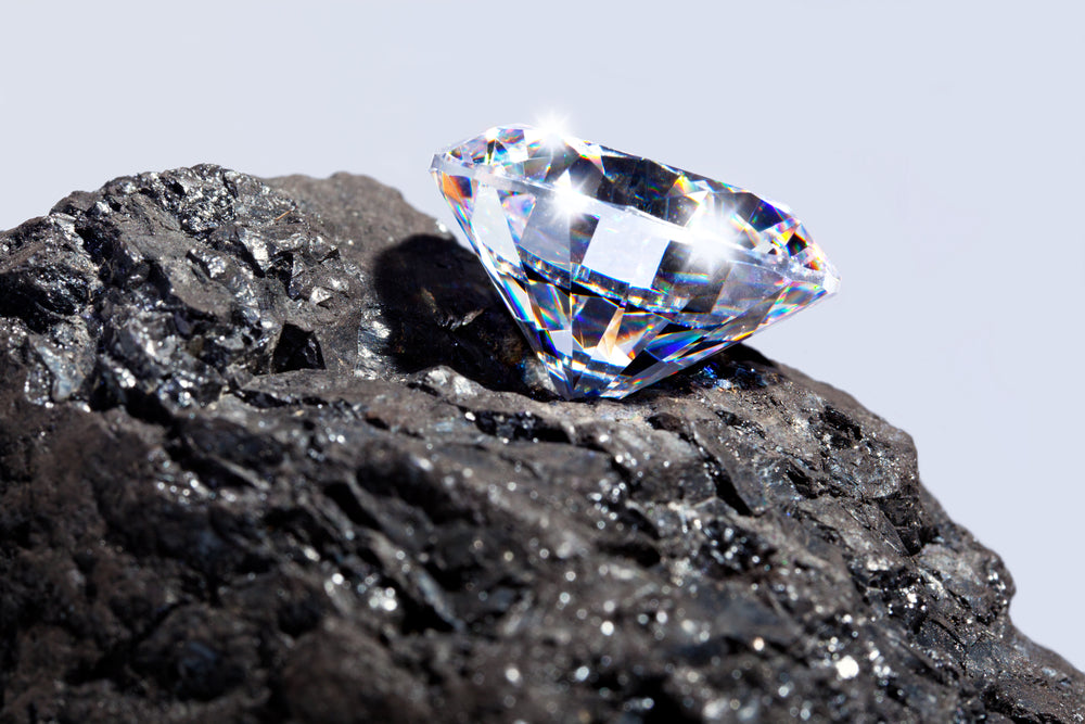 Where do diamonds come from?
