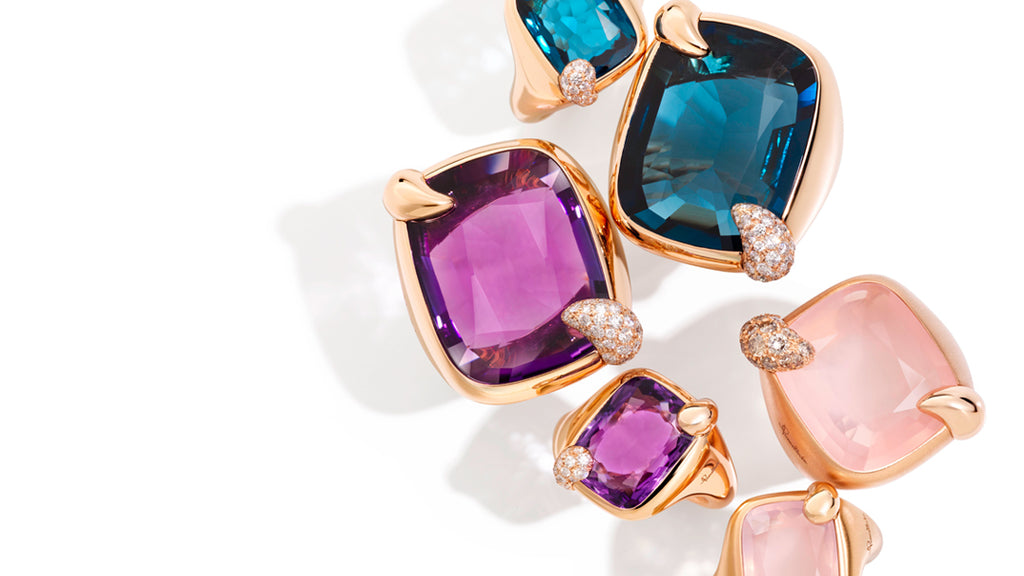 Coloured Stones are a Jewellery Market Trend in 2016