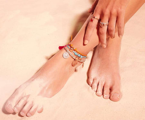 Dodo summer anklet jewellery