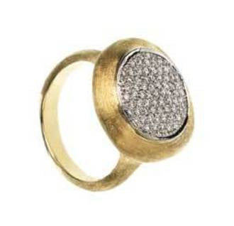 Marco Bicego Jaipur rings with diamonds