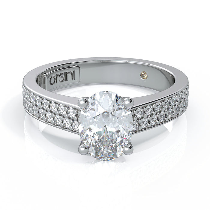 Orsini Marcia Engagement Ring